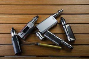 différents types de cigarette électronique