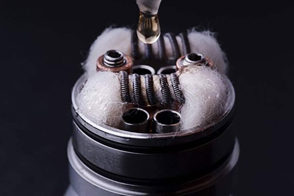 le dripper est un atomiseur reconstructible