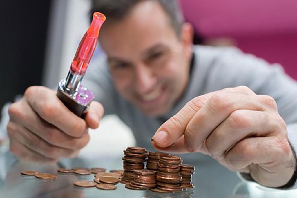 le prix des e-liquides