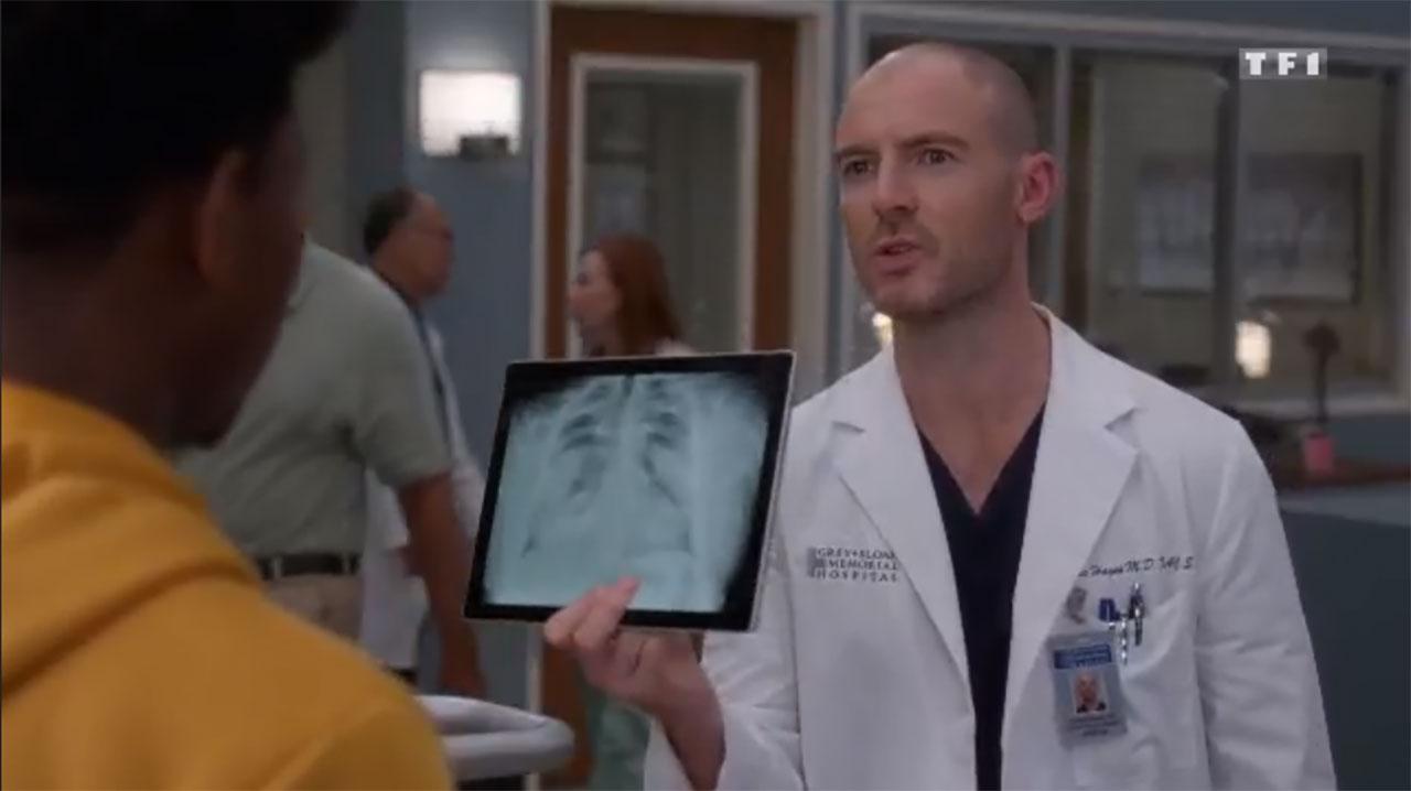 la Fivape en colère à cause d'un épisode de Grey's Anatomy